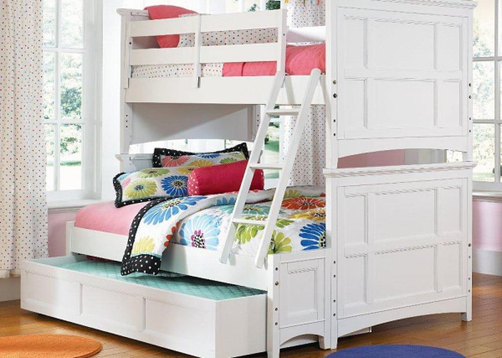 غرف نوم أطفال بتصاميم عملية للمساحات الصغيرة 1386068