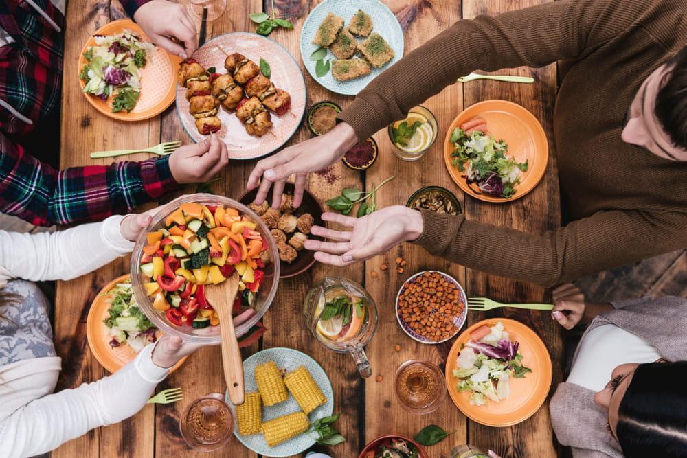 menù settimanale famiglia con bambini