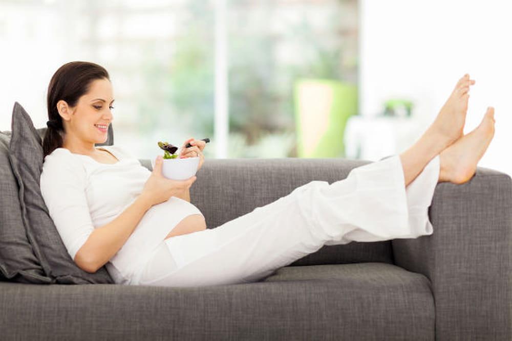 نظام غذائي لحمل صحي