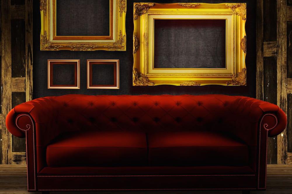 Colore Pareti Bordeaux : Divano bordeaux abbinamenti divano componibile economico idee