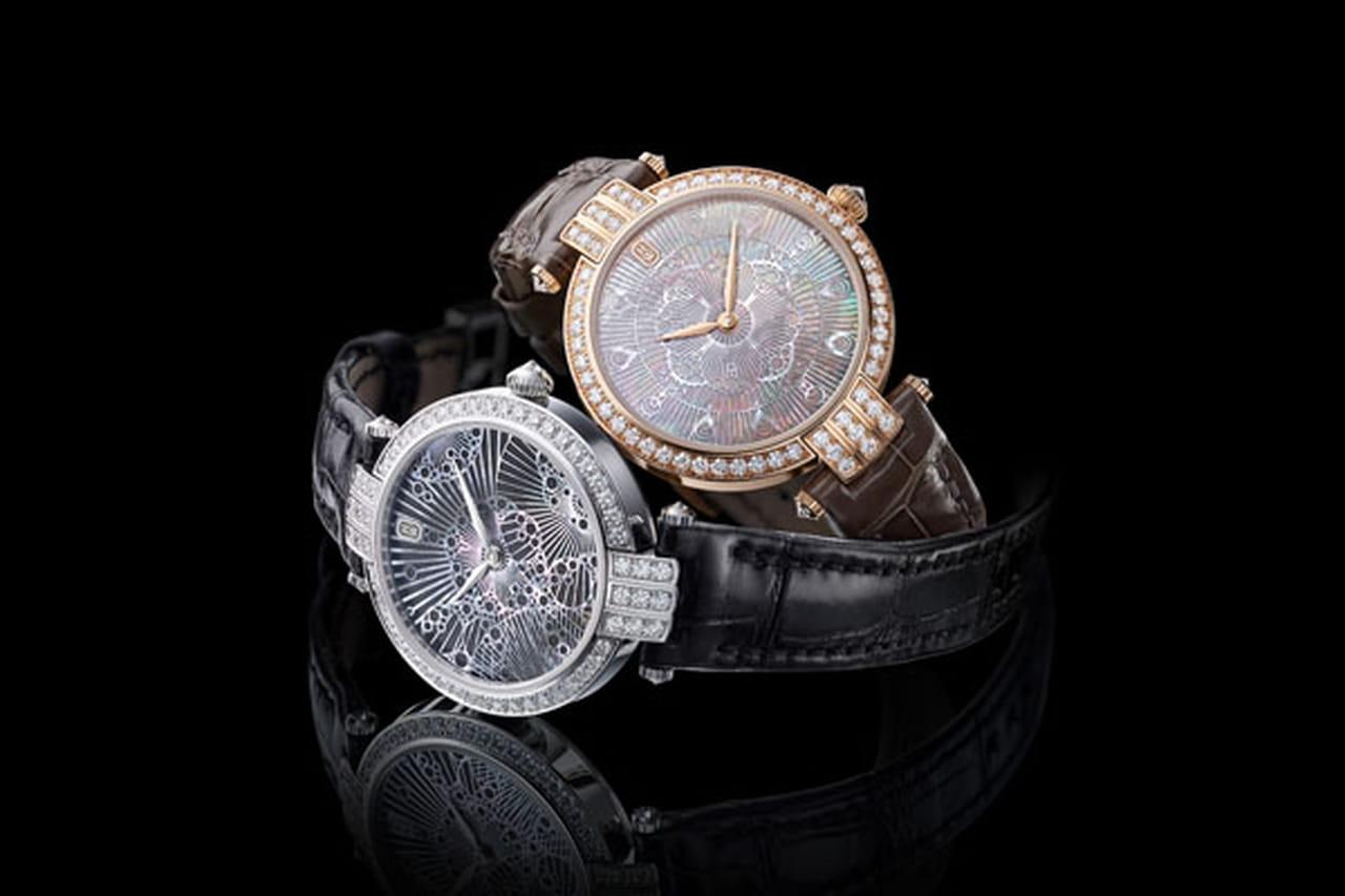 293c1b967 تعرف ماركة Harry Winston هاري وينستون بتاريخها العريق، المليء بالقطع  الاستثنائية من الجواهر و الساعات الفخمة، والتصاميم التي تتحدى الزمن  بموديلاتها ...