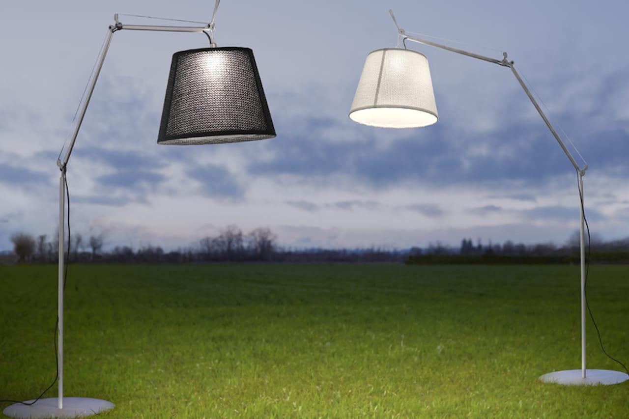 Lampade da esterno modelli di design perfetti per l estate