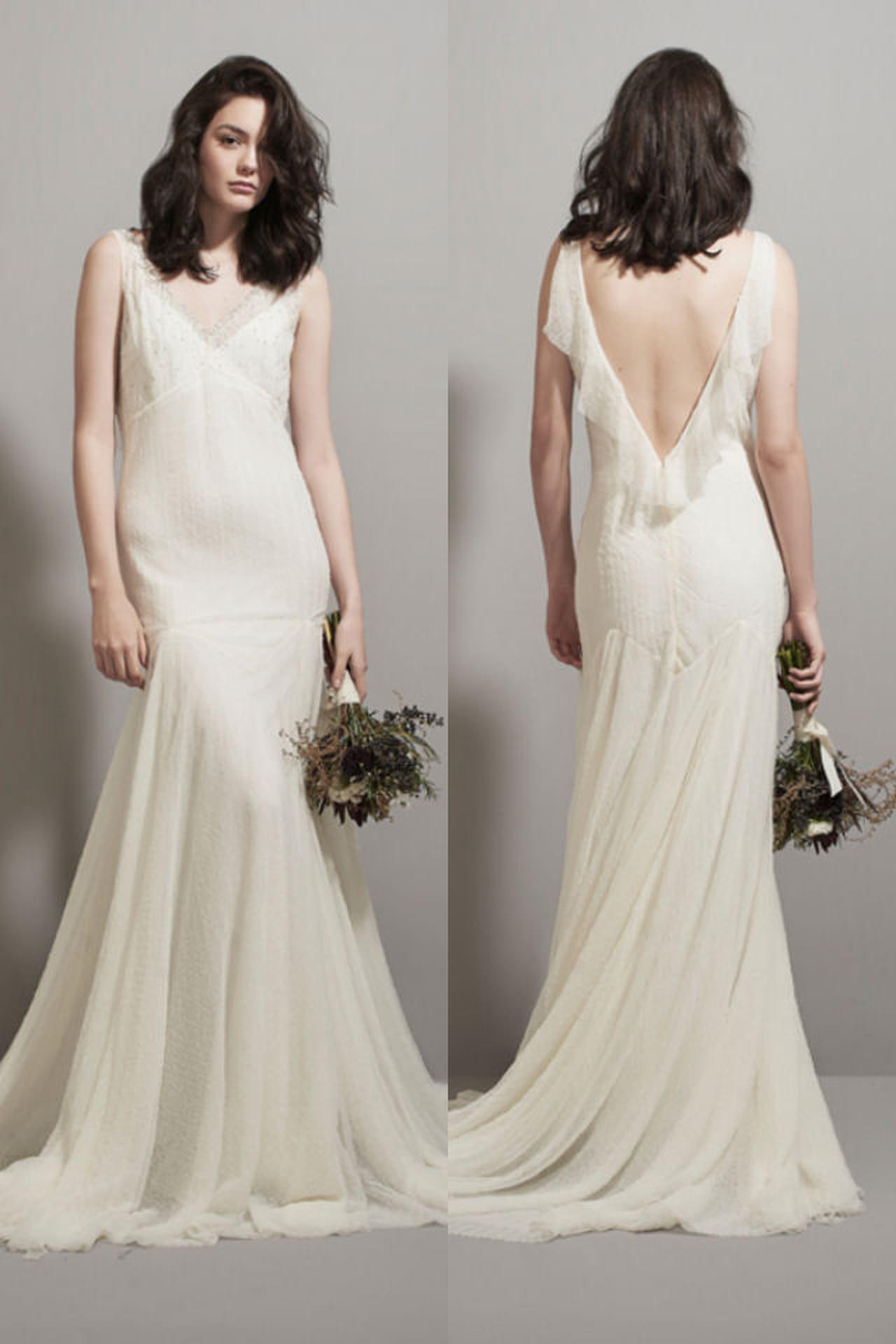 6d55c9b49 Vestidos de noiva simples para se inspirar