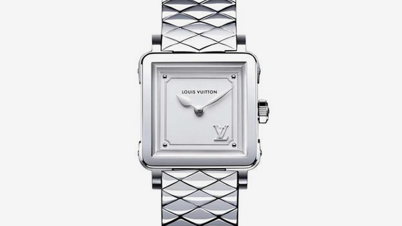 cde3ca4d9aa6a مجموعة ساعات Louis Vuitton لويس فيتون الجديدة  أناقة تناسب كافة الأذواق.
