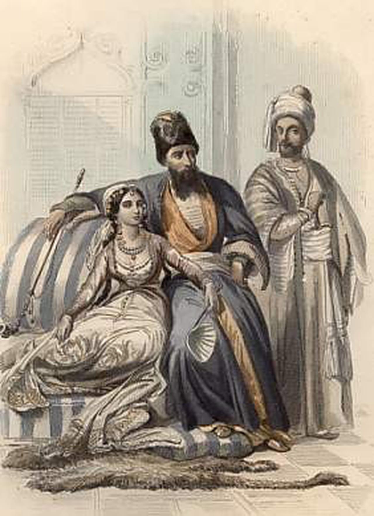 lettre persane Les Lettres persanes de Montesquieu : Résumé lettre persane