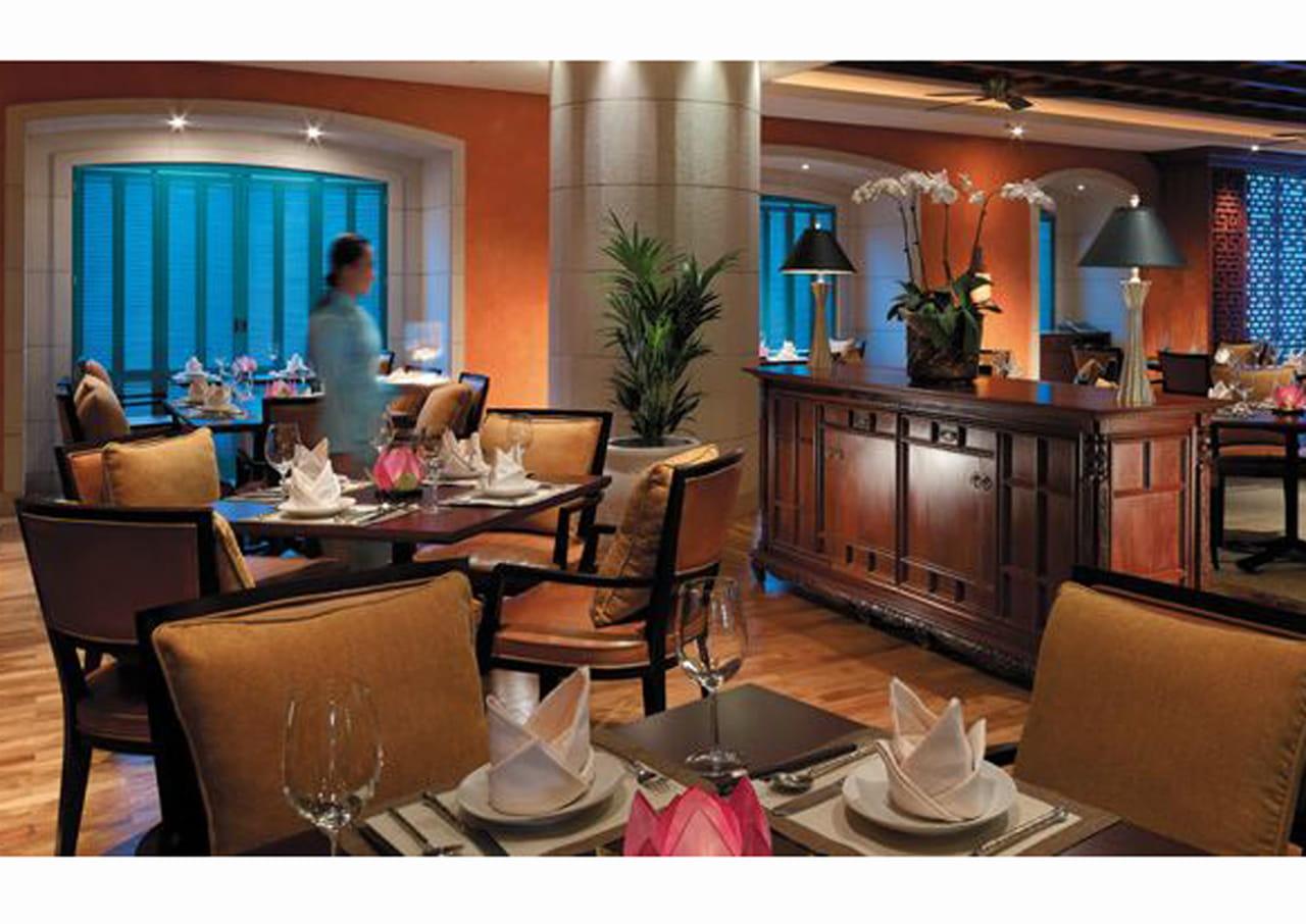 Shangri-La Hotel Dubai - Designs rooms