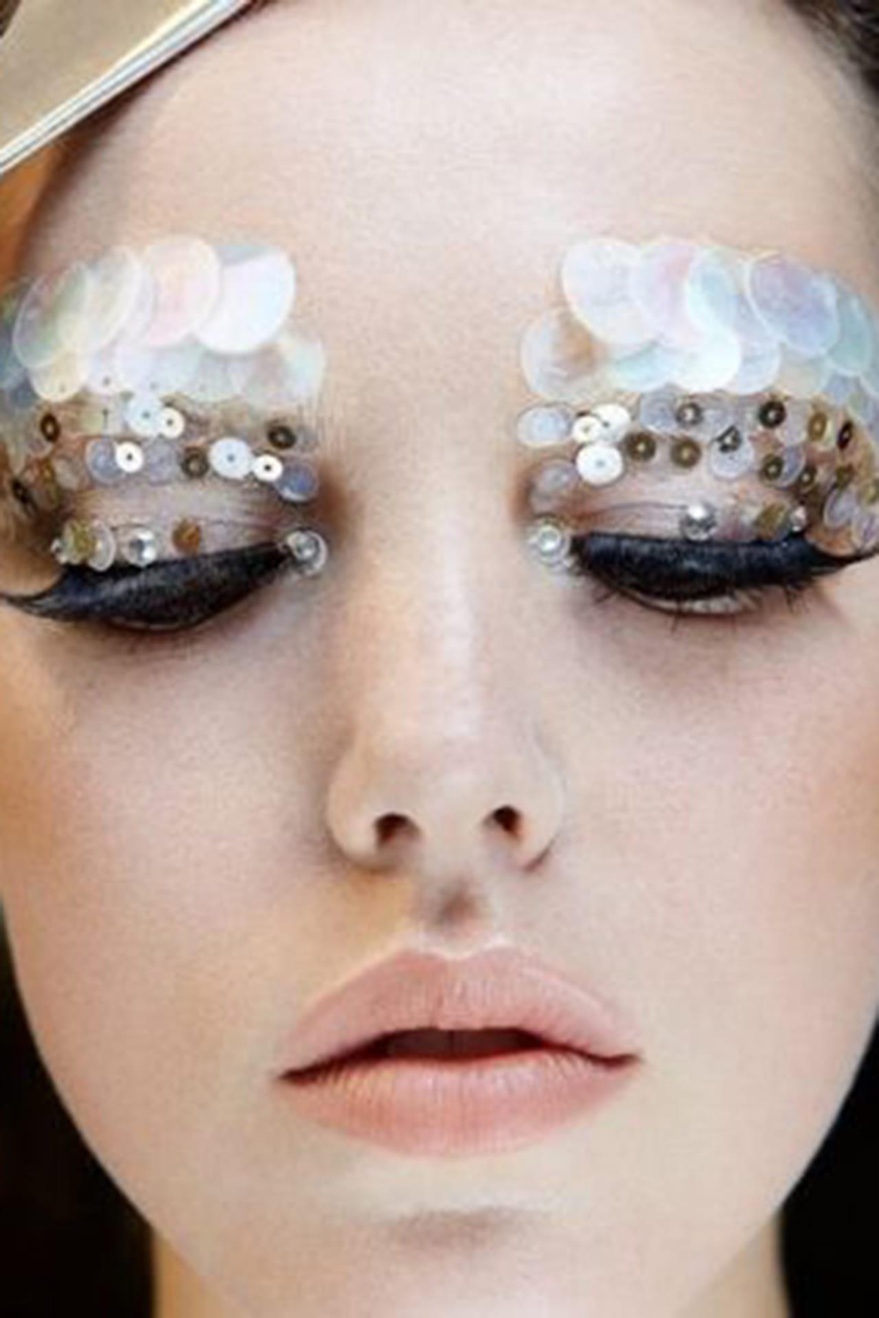 Adesivo De Rosto Carnaval ~ Maquiagem para carnaval sugestões de make para cair na folia