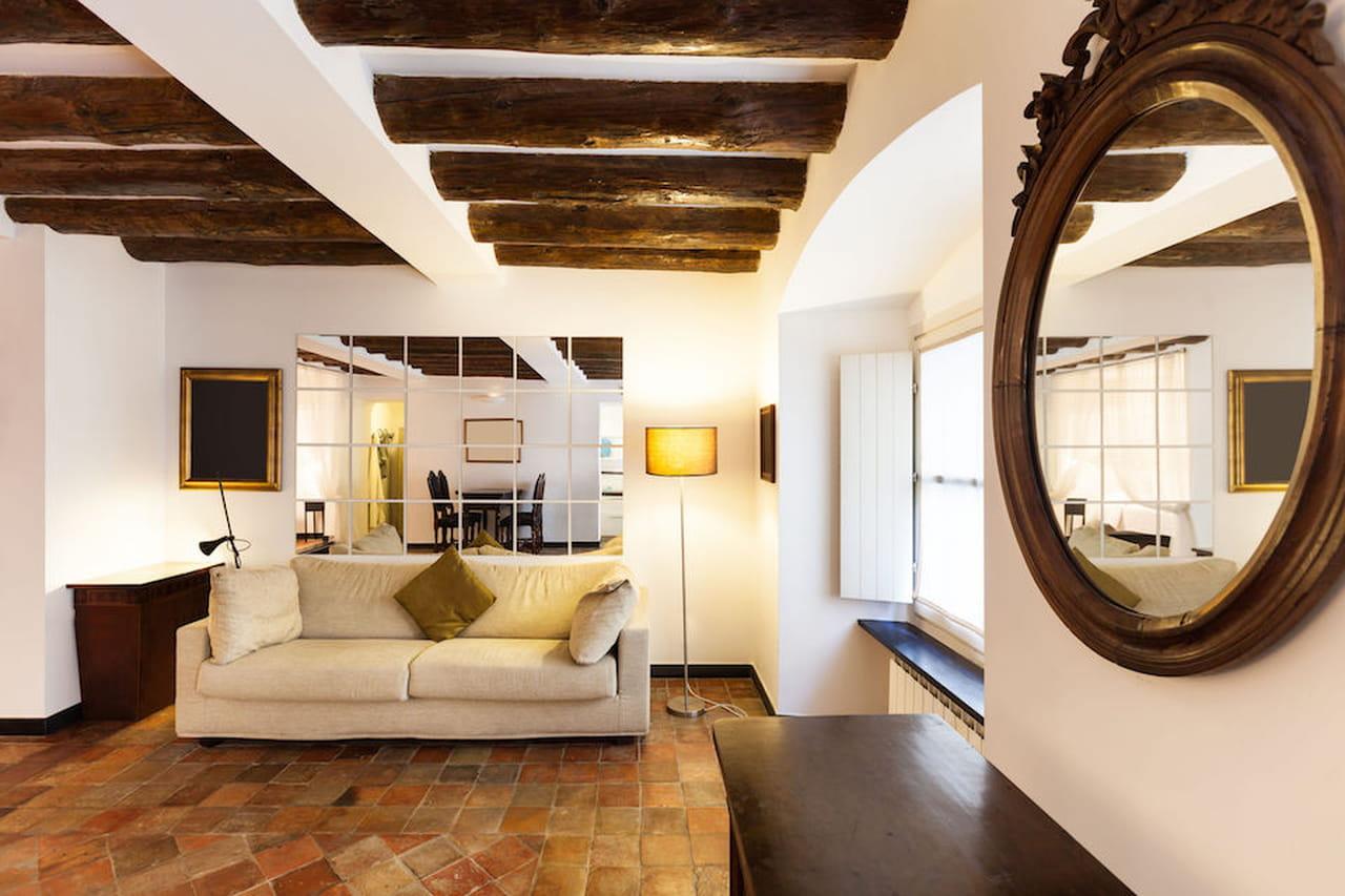 ristrutturare casa 10 dritte per un appartamento antico. Black Bedroom Furniture Sets. Home Design Ideas