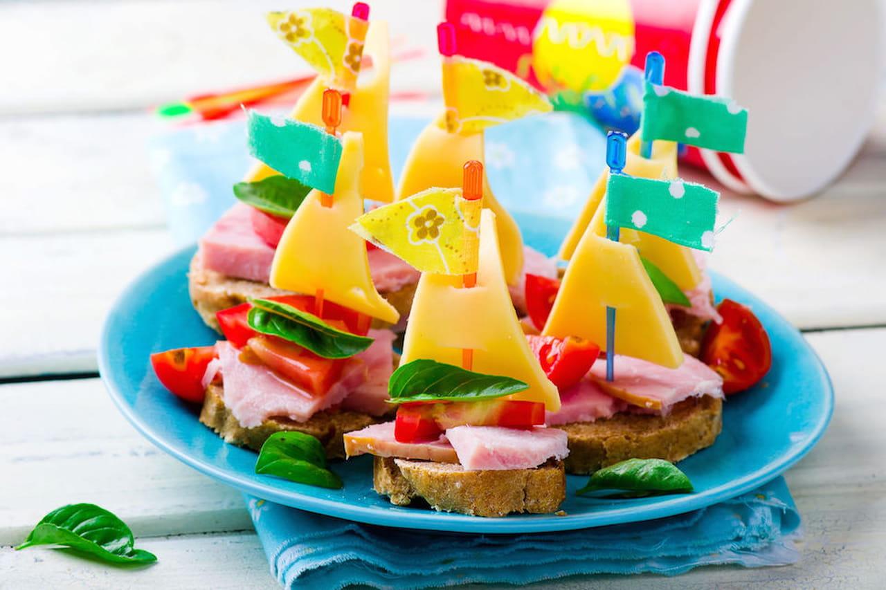 Favoloso Buffet compleanno bambini: idee per un menù economico YW79