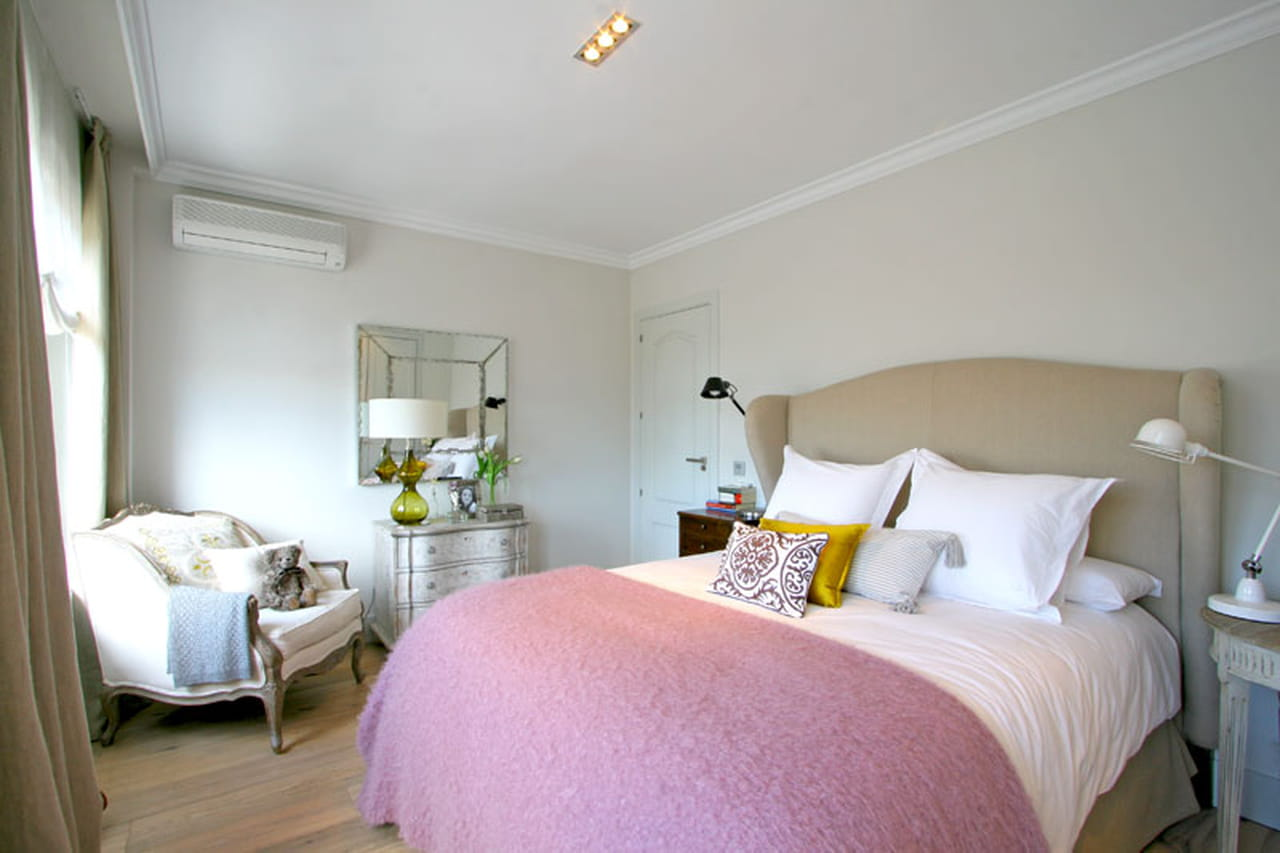 Un appartamento spagnolo al femminile for Camera da letto in spagnolo