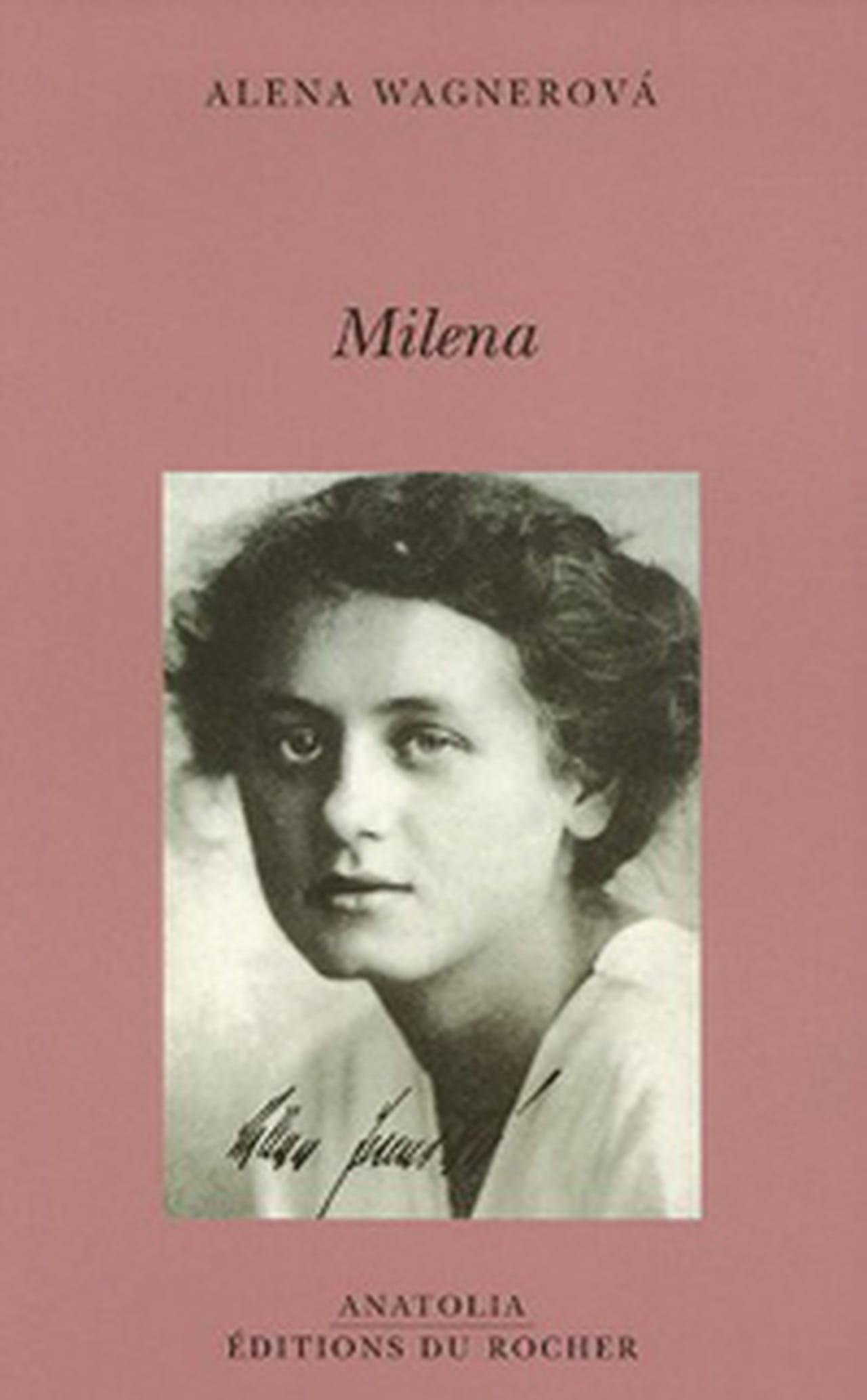 Biographie Tendre Et élégante De La Milena De Kafka