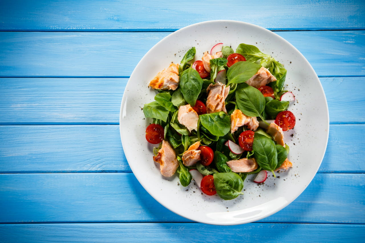 Dieta Settimanale Equilibrata Per Dimagrire : Dieta mediterranea settimanale semplice e dimagrante