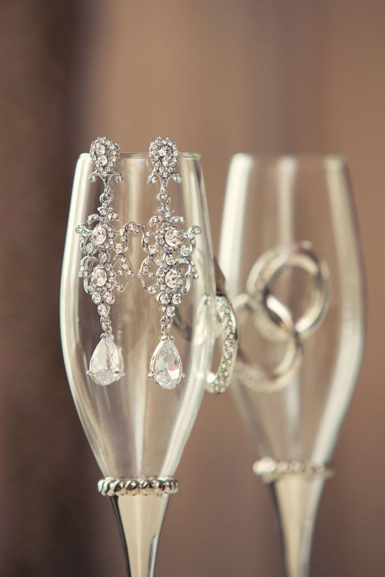 Orecchini matrimonio idee regalo per le testimoni for Idee originali per testimoni di nozze