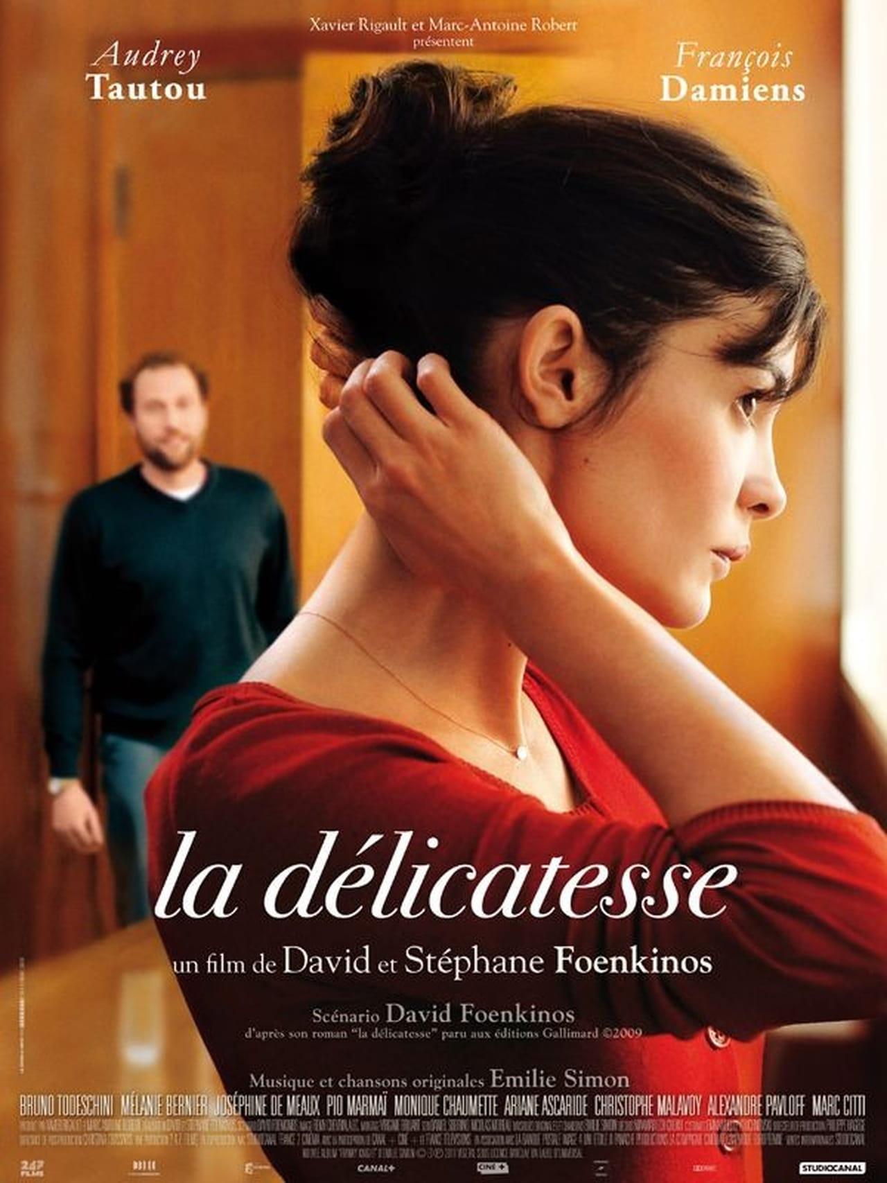 acd1283e99018e De mauvaise grâce et avant d'aller voir le film La Délicatesse, j'ai voulu  lire le livre que j'avais laissé de côté sur une pile depuis mal de temps,  ...