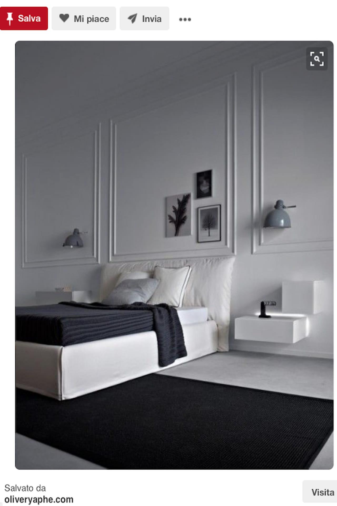 Testiera letto fai da te idee da pinterest - Testiera letto singolo fai da te ...