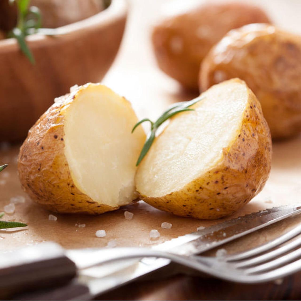 Ricetta Patate lesse