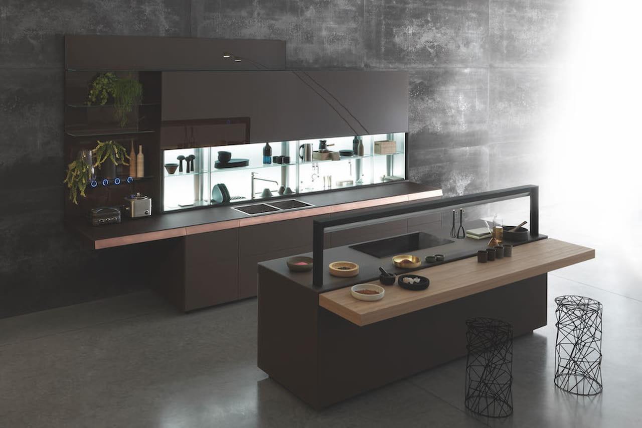 Cucine da sogno minimal vintage o glamour - Cucine da sogno ...