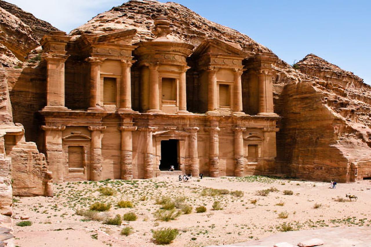 4f1207fbb الأردن ... مهدٌ وممرٌ للحضارات المتعاقبة عبر التاريخ