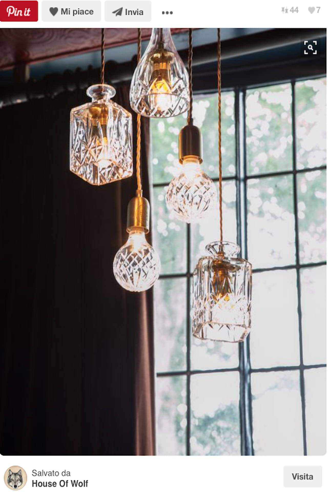 Bagno idee minimal - Bottiglie vetro ikea ...