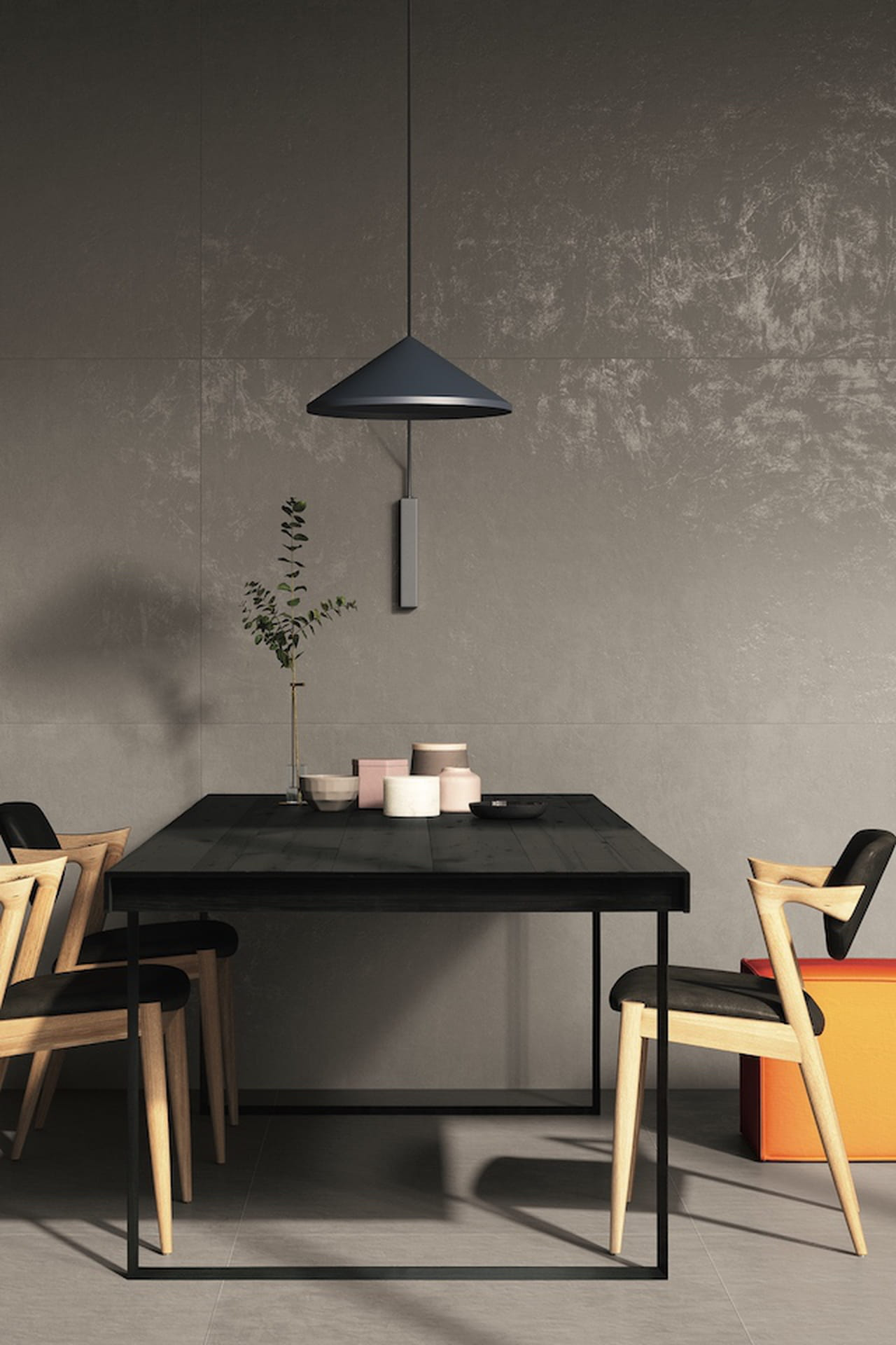 Pareti colorate idee per tutte le stanze - Idee pittura pareti ...