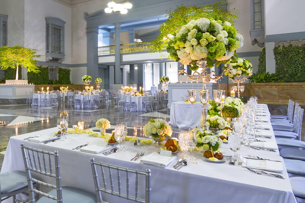 cd1aa920572de 10 combinações de cores para decoração de casamento