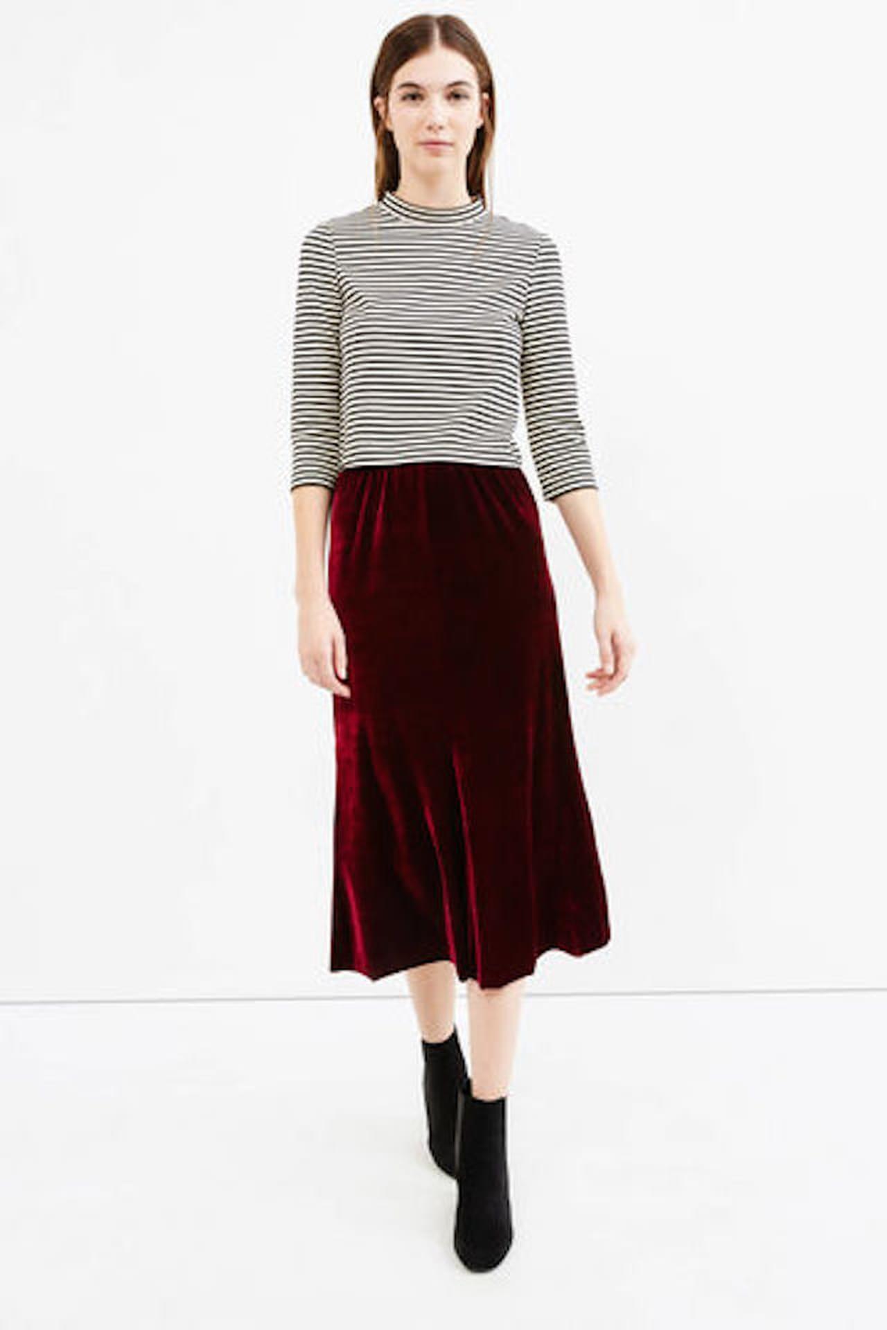 Souvent Outfit gonna lunga: consigli per non sbagliare YZ15