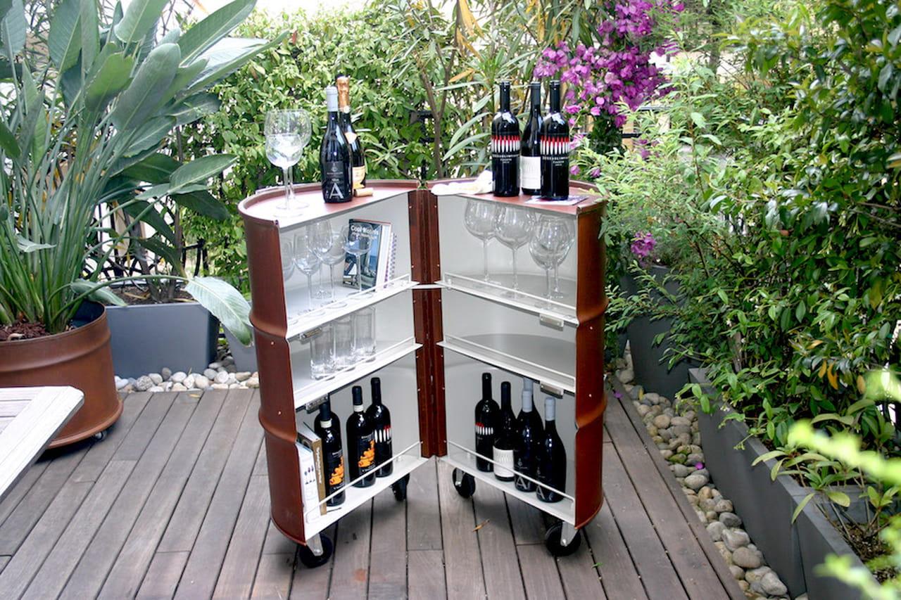 Armadi da esterno mobili per tutti gli usi e gusti for Arredo giardino terrazzo