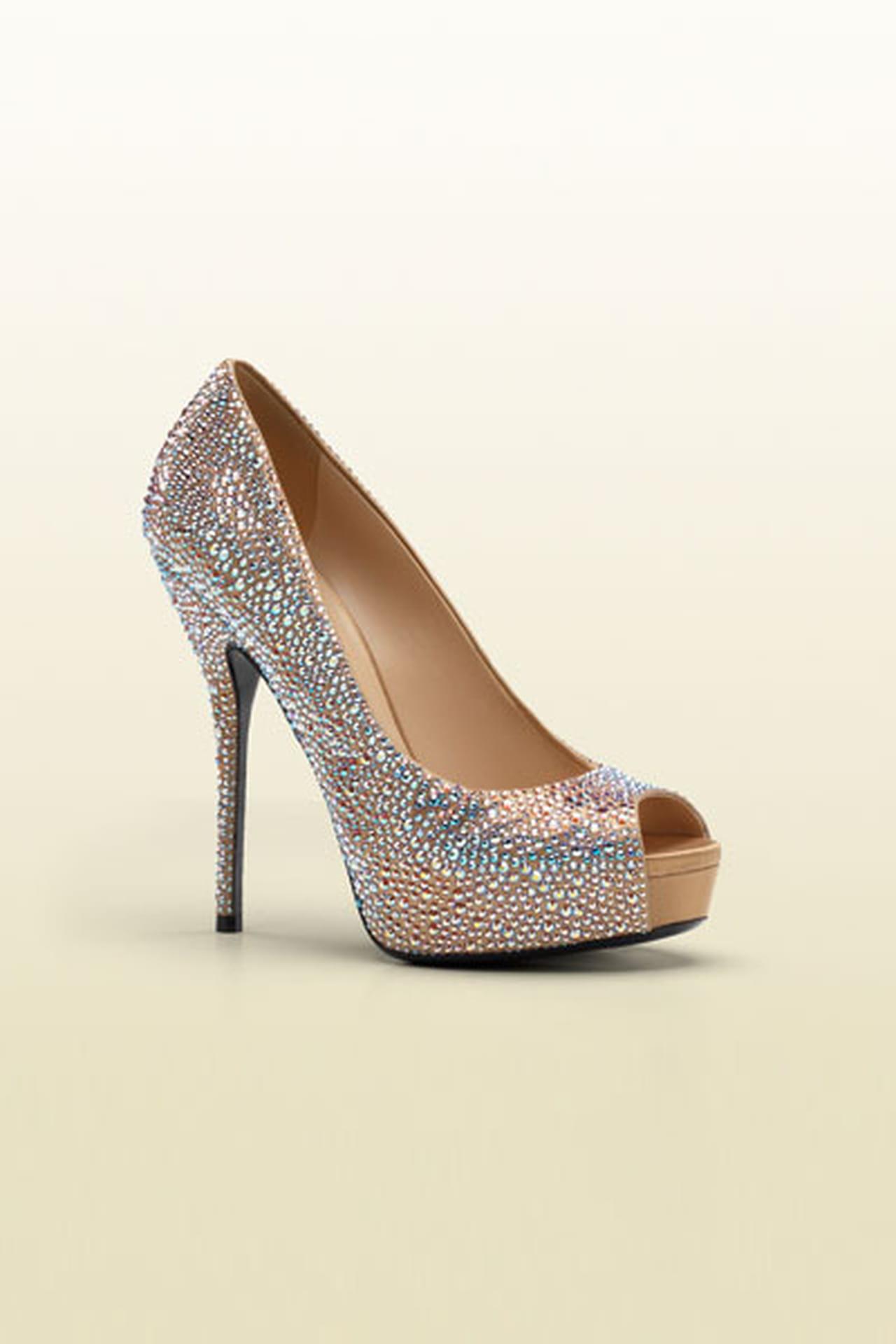 420f5560b أحذية السهرات من Gucci لعام 2013
