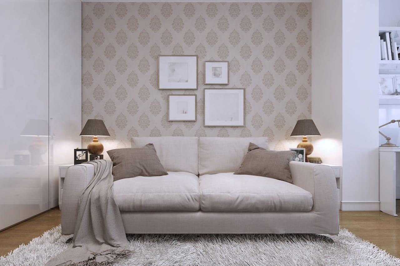 Pareti A Strisce Beige : Colore beige pareti e abbinamenti eleganti