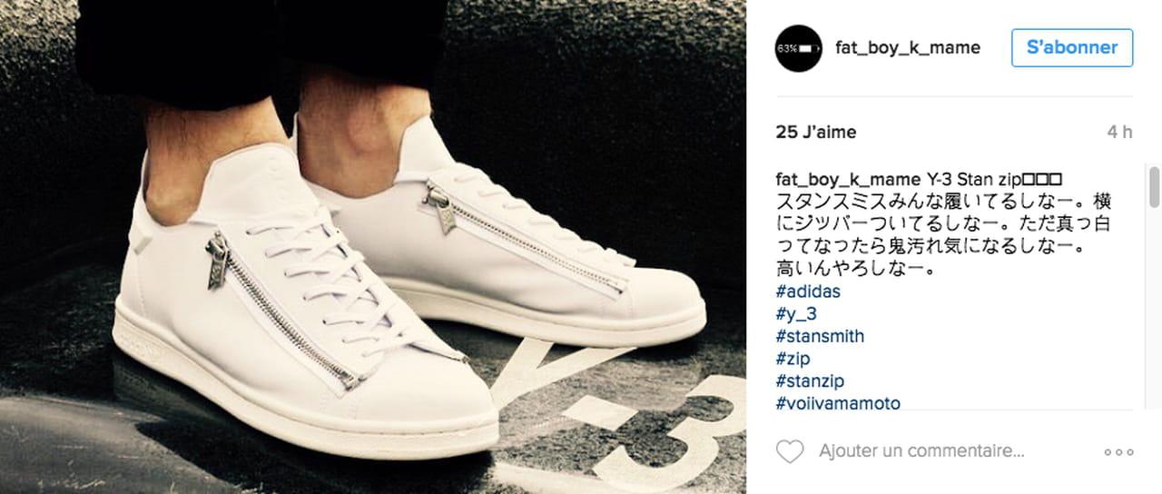 adidas stan smith yamamoto
