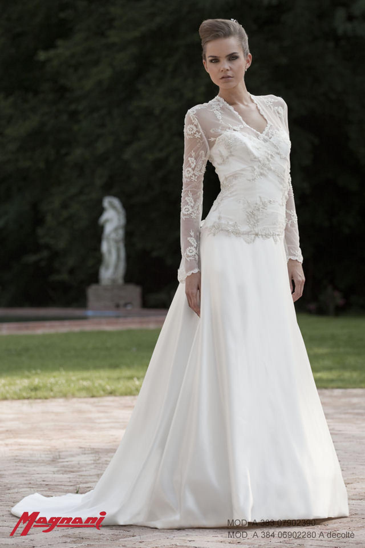 4e2bad748206 Matrimonio d inverno  gli abiti da sposa