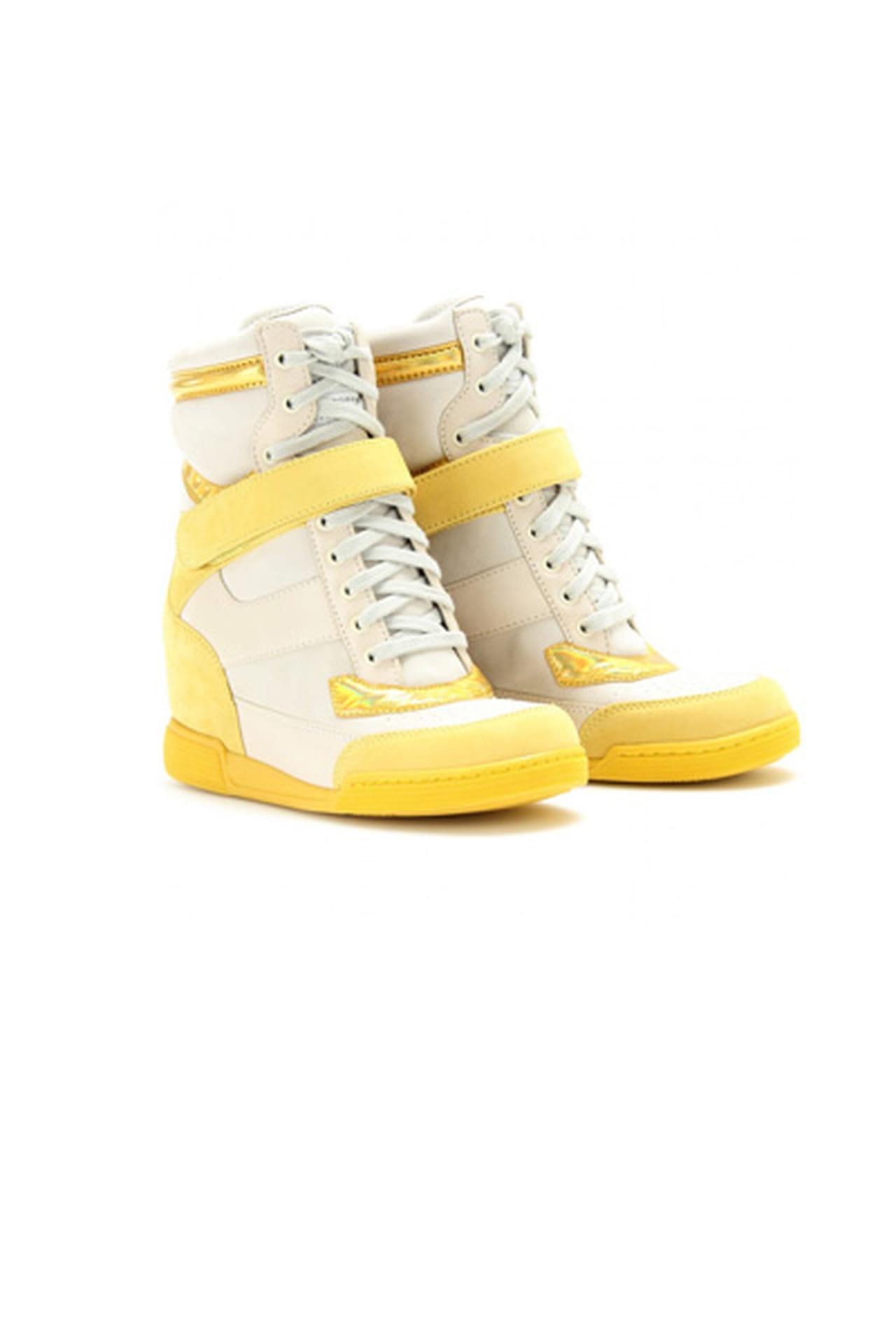 c7b221709 حذاء رياضي بكعبٍ عالٍ من Marc by Marc Jacobs