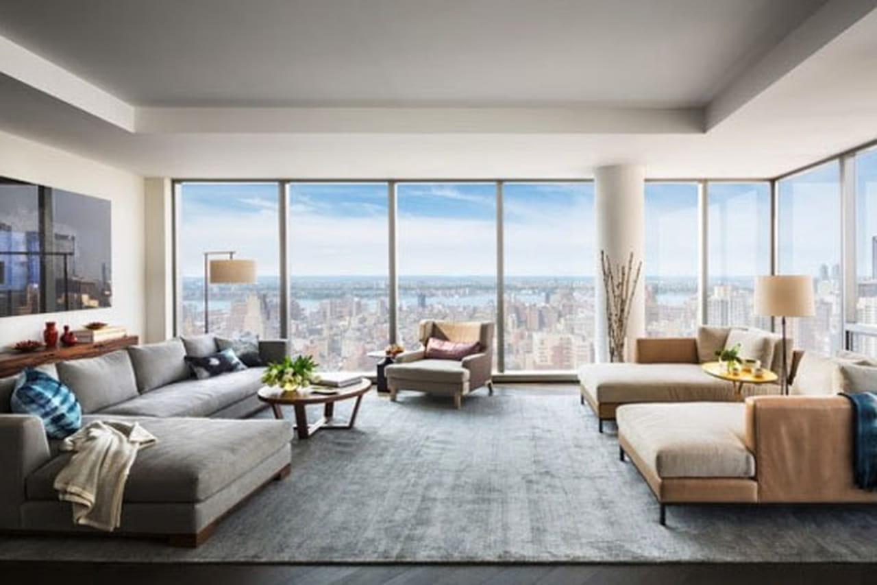 جولة مع تصميمات الديكور داخل شقة العارضة جيزيل بوندشن في نيويورك 839450.jpg