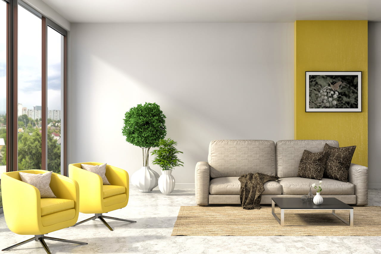 Good parete giallo ocra with parete giallo ocra - Parete giallo ocra ...