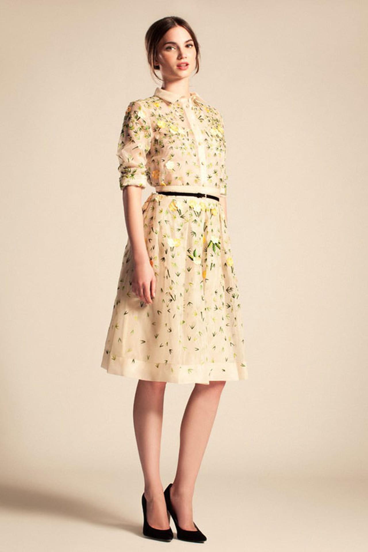 Модные Фасоны Платьев С Доставкой