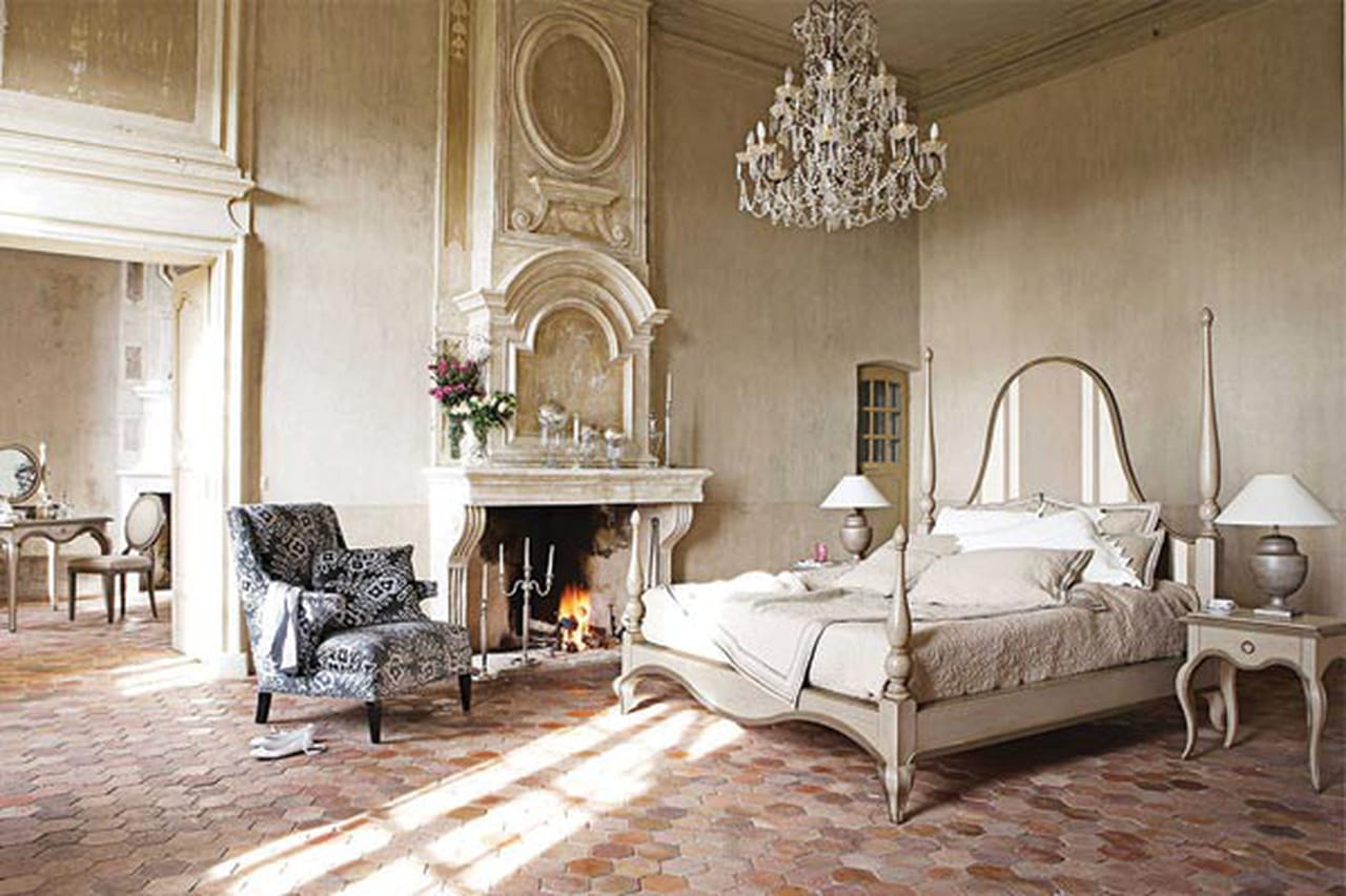 صور غرف نوم من أحدث ابتكارات Roche Bobois