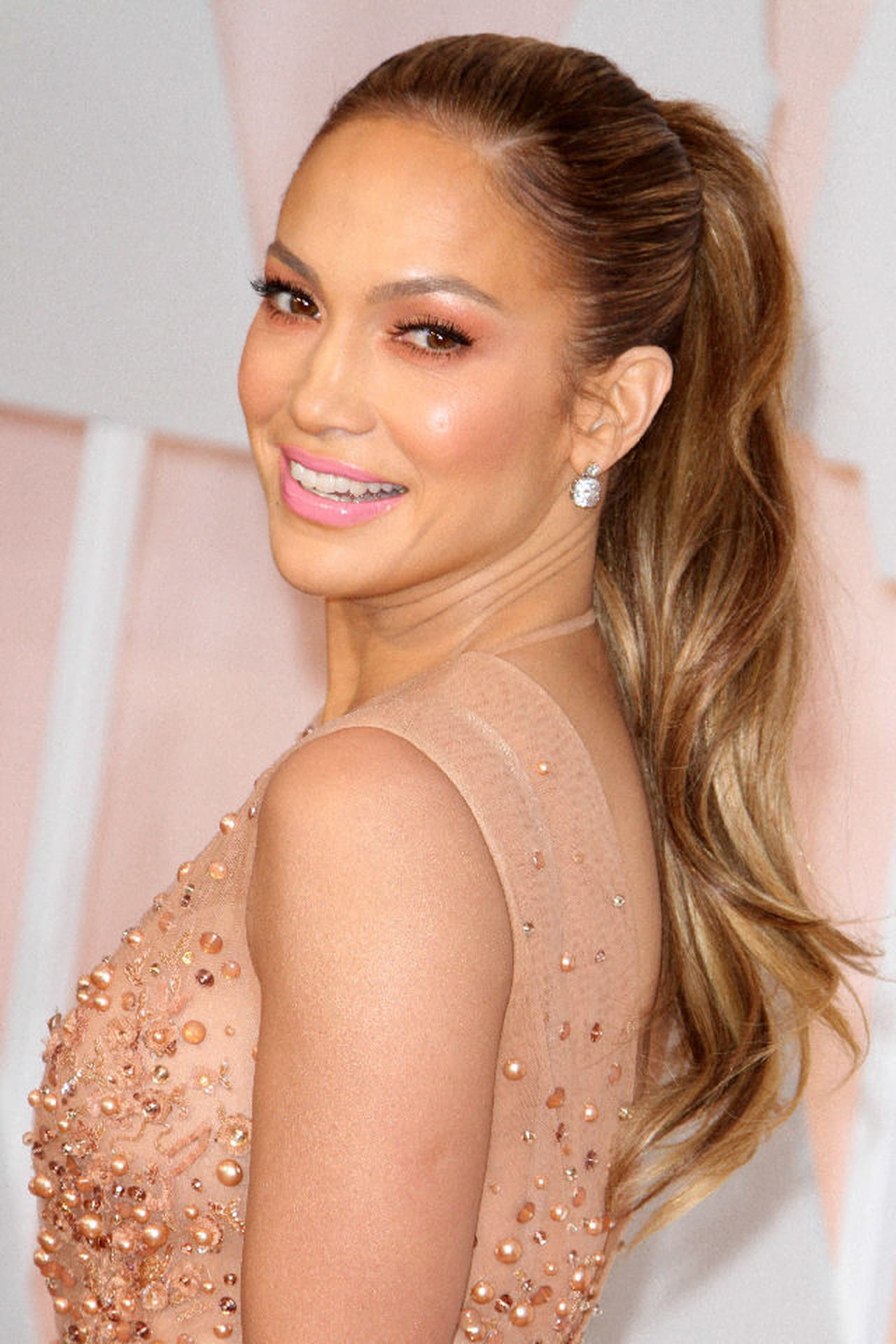Capelli Color Caramello Copia Il Look Di Jennifer Lopez