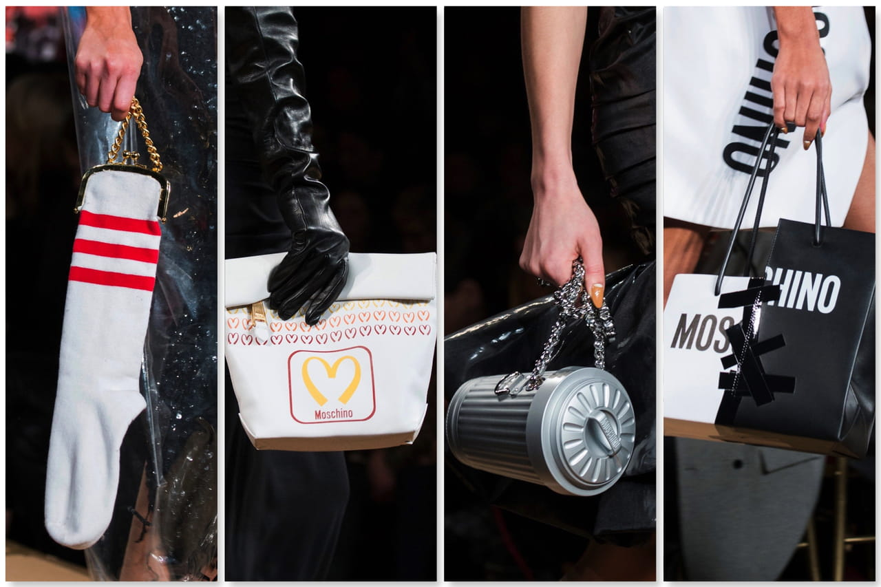 08ff7e0e2 Veja as bolsas mais originais da Fashion Week Inverno 2018