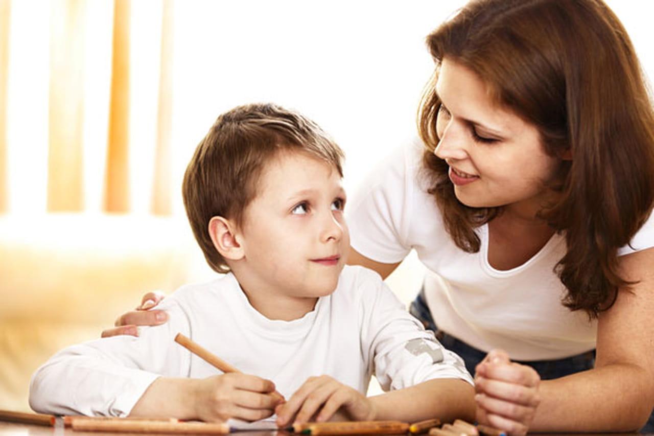 Как сделать фото ребенка и родителей