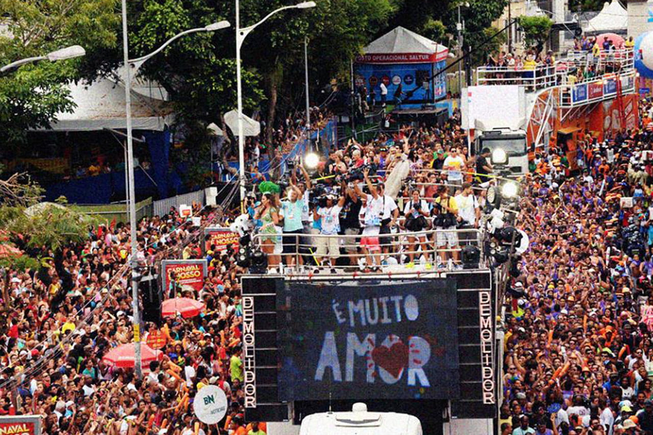 126ef42417 Conheça os blocos que arrastam multidões no Carnaval de Salvador