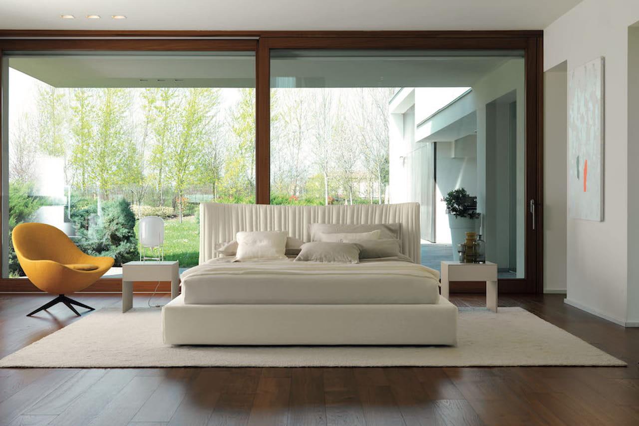 Camere da letto da sogno gli immobili di lusso in italia for Grandi piani di una camera da letto