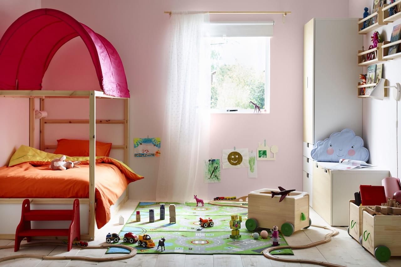 Camerette ikea proposte per neonati bambini e ragazzi for Camere x ragazzi offerte