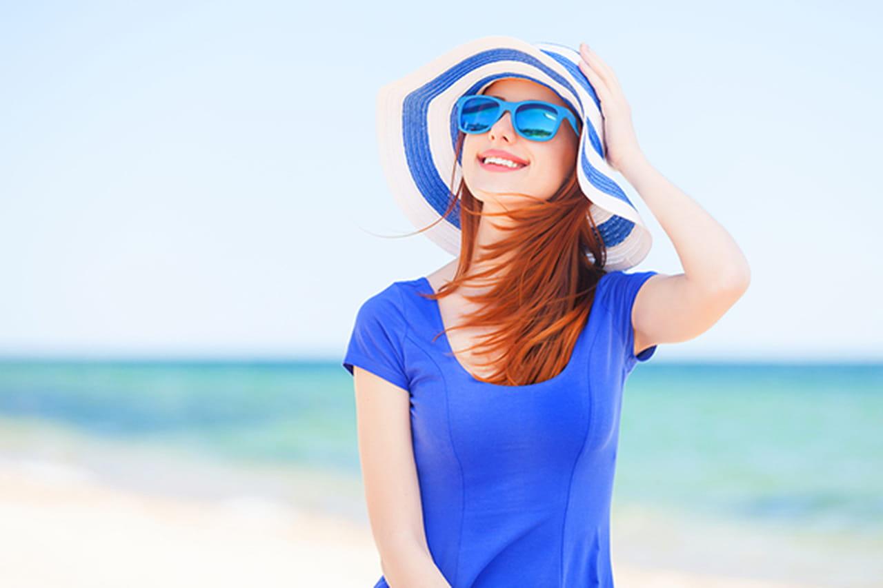نصائح لحماية شعرك من التلف على الشاطئ 884953.jpg