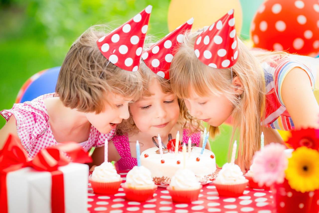 Favorito Festa a sorpresa: 10 idee per il compleanno dei figli SS17