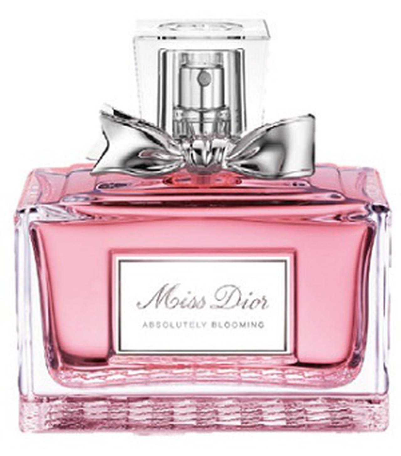 عطر Miss Dior Absolutely Blooming الجديد لامرأة عصرية تعشق الحياة