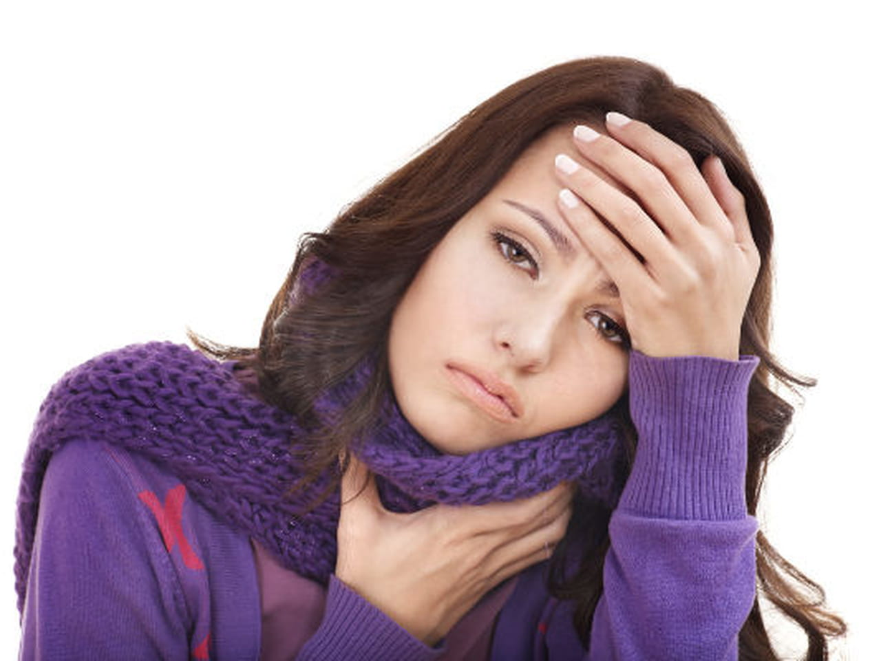 وصفات طبيعية فعاله لعلاج التهاب الحلق
