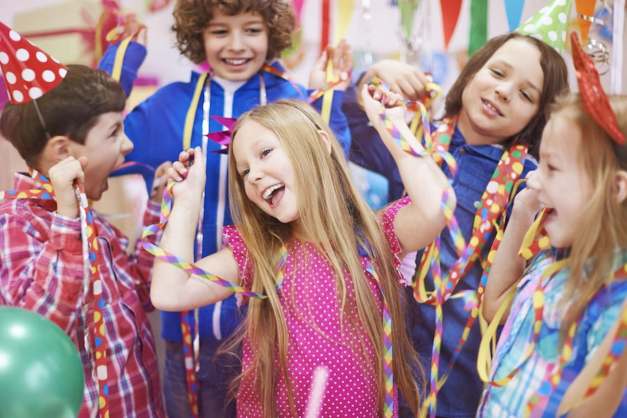 Preferenza Festa a sorpresa: 10 idee per il compleanno dei figli MM95