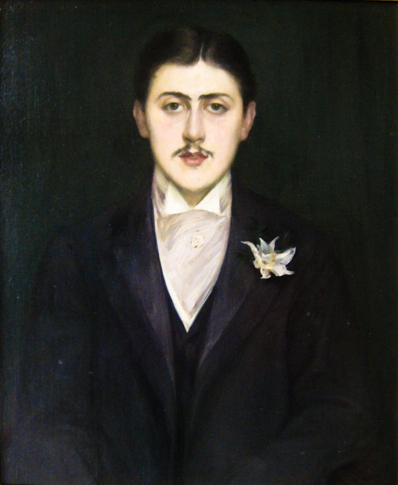 9beec56ba75 Marcel Proust   Biographie