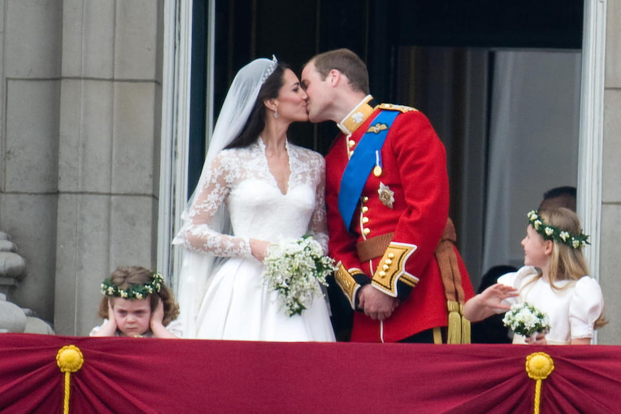 Matrimonio Kate E William : Anniversario william e kate anni dal matrimonio regale