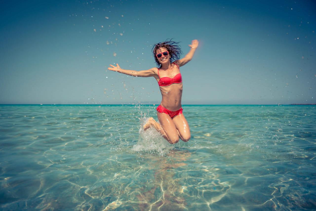 Vasca Da Bagno E Ciclo : Assorbente interno al mare: pro e contro